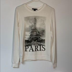 🌺Paris sweater